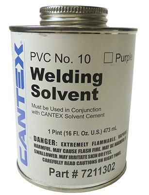PVCCEMENTQT CEMENT PVC CONDUIT QT #99, 7210603, CANTEX