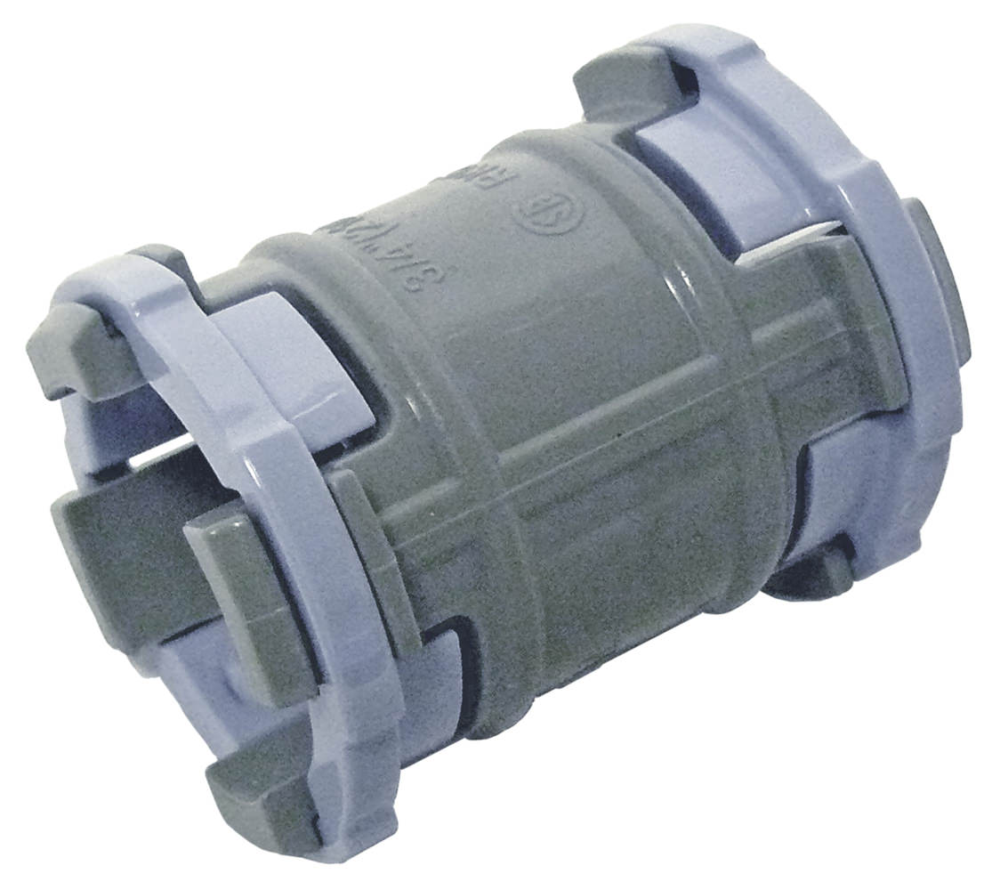 Cantex 5163381 3/4 in. ENT Snap In Coupling
