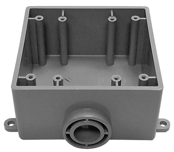 CTX 5133380 1/2 2G PVC FSE BOX