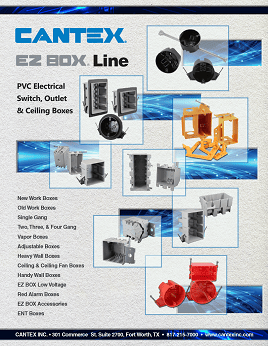 CANTEX EZ Box Catalog