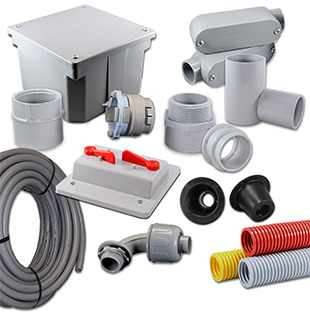 Cantex Inc | Largest PVC Electrical Conduit Manufacturer