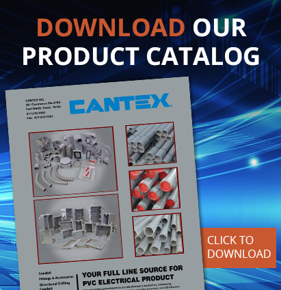 CANTEX Product Catalog & Cantex Inc | Largest PVC Electrical Conduit Manufacturer