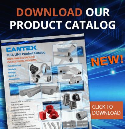 Cantex Inc | Largest PVC Electrical Conduit Manufacturer