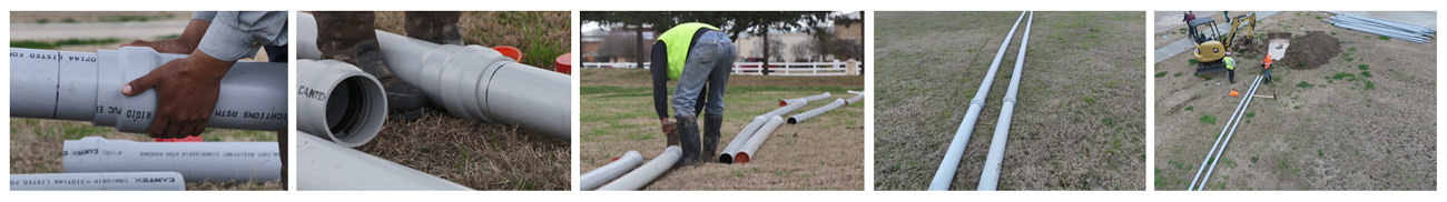 Horizontal Directional Drilling Conduit