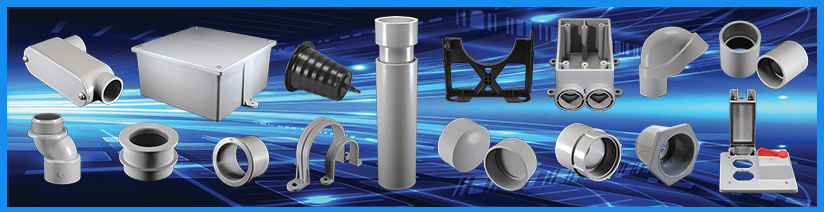 PVC Fittings and Accessories - Cantex Inc