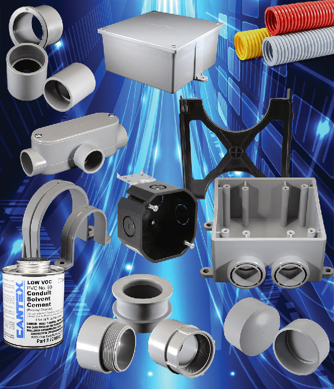 PVC Pipe Fittings And Accessories